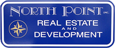 North Point, Inc. Real Estate and Development Logo